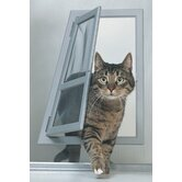 Screen Door Pet Passage