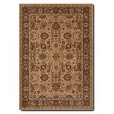Pera All Over Mashhad Fawn/Chocolate Rug
