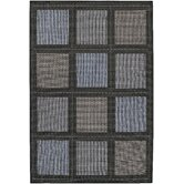 Recife Summit Blue/Black Rug
