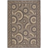 Five Seasons Sundial Cream/Brown Rug