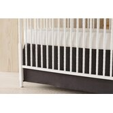 Pin Tuck 300 Thread Count Crib Skirt