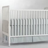 Pointille Crib Skirt