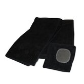 MUmodern Dishcloth and Dishtowel Set in Onyx