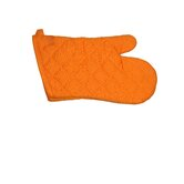 MUincotton 13&quot; Oven Mitt in Orange