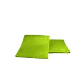 MUbamboo 12&quot; x 12&quot; Dishcloth in Moss (Set of 2)