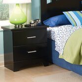 Free 2 B 2 Drawer Nightstand