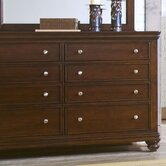 Essex 8 Drawer Standard Dresser