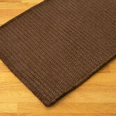 Solid Chenille Chocolate Kids Rug