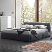 Twist Platform Bed