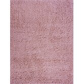Comfort Shag Pink Rug