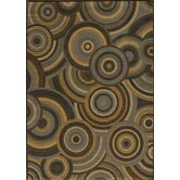 Dream Circle Brown Rug