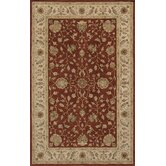 Imperial Court Rust Rug
