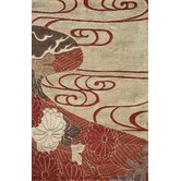 Koi Red Rug