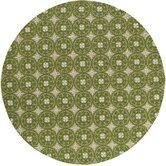 Veranda Green Rug