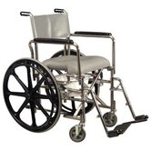 Rehab Shower Commode Wheelchair