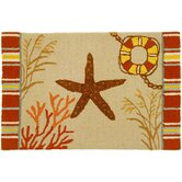 By The Sea Starfish Rug
