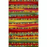 Seville Mosaic Stripe Fiesta Rug