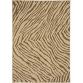 Alfresco Zebra Rug