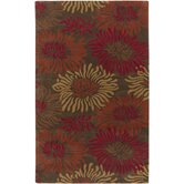 Goa Brown/Orange Rug