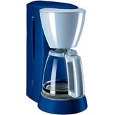 "Kaffeeautomat ""Single 5 M 720-1/10"" in Blau / Grau"