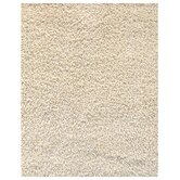 Silky Shag Ivory Rug