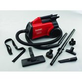 Compact Commercial Canister Vacuum
