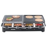 Raclette-Grill mit Gussplatte &quot;RG 2341&quot;