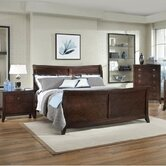 Alexandra Sleigh Bedroom Collection