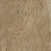 "Luxe Timber Bay Hickory 6"" x 48"" Vinyl Plank in Barnyard Gray"