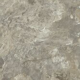 Alterna Mesa Stone 16&quot; x 16&quot; Vinyl Tile in Light Gray