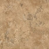 Alterna Durango 16&quot; x 16&quot; Vinyl Tile in Deep Gold