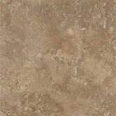 "Alterna 16"" x 16"" Tuscan Path Vinyl Tile in Antique Gold"