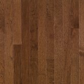 "American Treasures™ Plank 3-1/4"" Solid Hickory in Plymouth Brown"