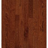 "Natural Choice™ Strip Low Gloss 2-1/4"" Solid White Oak in Cherry"