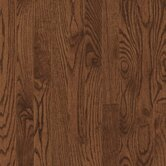 "Bristol™ 2-1/4"" Solid Red/White Oak in Saddle"