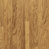 "Turlington™ Plank 5"" Engineered Red Oak in Harvest"