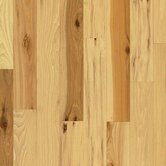 "American Treasures™ Plank 3-1/4"" Solid Hickory in Country Natural"