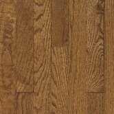 "Ascot Strip 2-1/4"" Solid Oak in Chestnut"