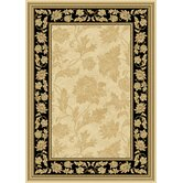 Radiance Francesca Wheat/Black Rug