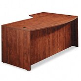 Valencia Series Lefthand Porkchop Executive Desk Shell