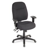 Wrigley Series High-Back Multifunction Chair