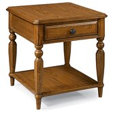Bayfield Oak End Table
