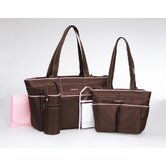 5 Piece Diaper Bag Set