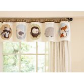Forest Friends Valance