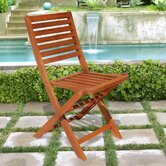 Folding Dining Side Chair (Set of 2)