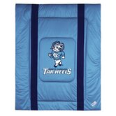 University of North Carolina Sidelines Comforter