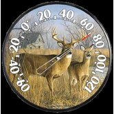 Thermometer Deer