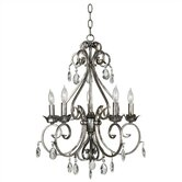 Antoinette 5 Light Chandelier