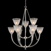 Cristallo 9 Light Chandelier