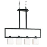 Orion 4 Light Kitchen Island Pendant